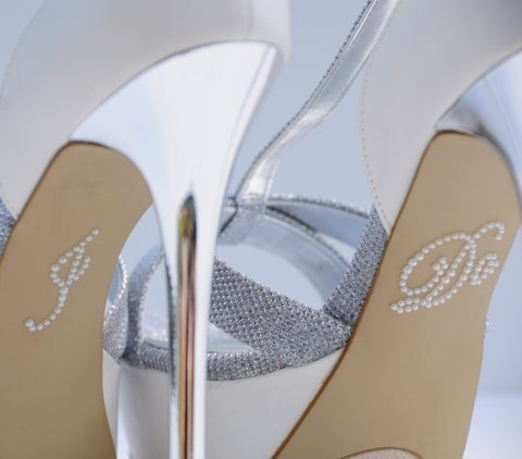 Wedding Shoes Pearl