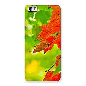 Leaf Multicolor Back Case Cover for Xiaomi Redmi Mi5