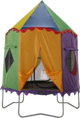 Bazoongi-Circus-Trampoline-Tent-for-75-Feet-Jump-Pod