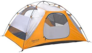 Marmot Limelight 4 Persons Tent, Orange, One