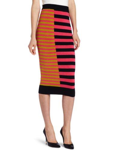 Nicole Miller Women's Knit Pencil Skirt