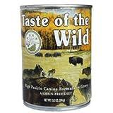 Taste Of The Wild High Prairie Can Dog Food Case