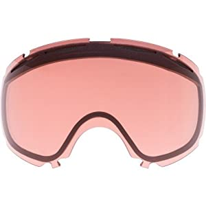 Oakley Canopy Goggle Replacement Lens Rose, One Size