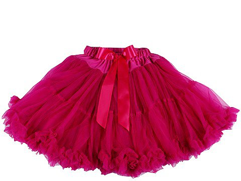 Infant Fuchsia Twirling Tutu Pettiskirt -Awesome for dress-up, dance & costumes