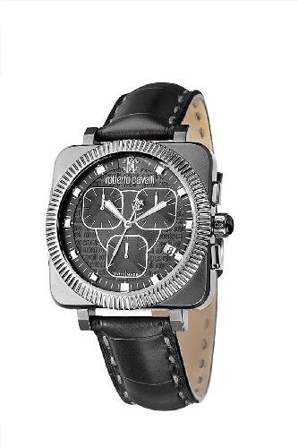 Roberto Cavalli R7271666025, funzione cronografo - Orologio unisex