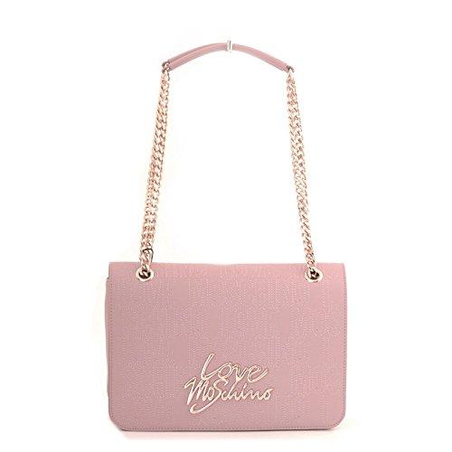 Love Moschino , Damen Umhängetasche Pink rosa thumbnail