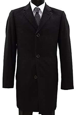 Daniel Hechter Short-Coat Wool and Cashmere black in 44