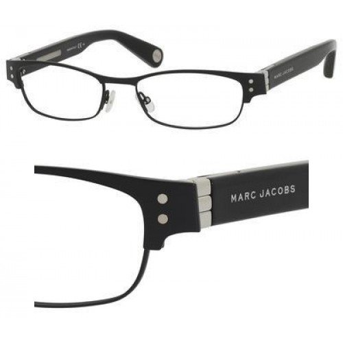 Marc Jacobs Marc Jacobs MJ483 Eyeglasses-0PDC Semi Matte Black-52mm