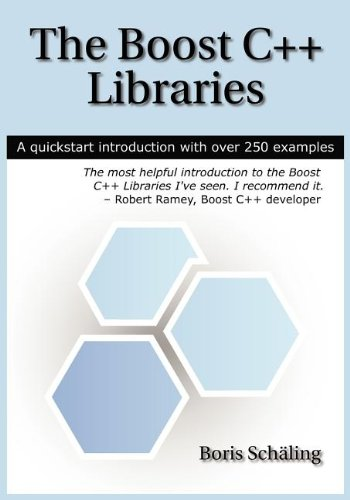 Large book cover: The Boost C++ Libraries