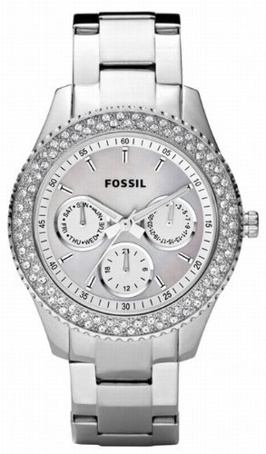 Fossil Ladies Multi-Eye Analogue Stella Watch Es2860