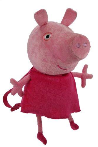 Mochila Peppa Pig de peluche