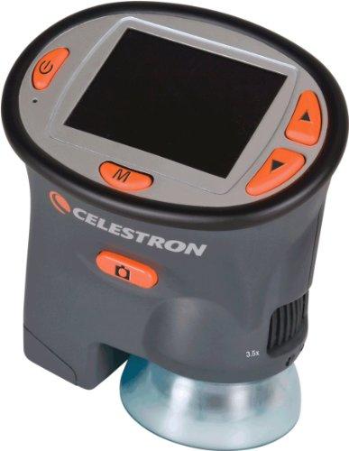 Celestron 44310 LCD Handheld Digital Microscope