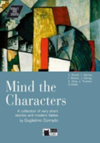 AL.MIND CHARACTERS+CD