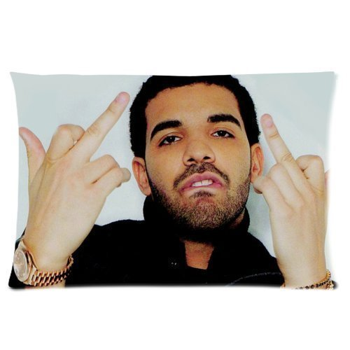 generic-personalized-canada-rap-singer-drake-music-series-design-sold-by-too-amazing-rectangle-pillo