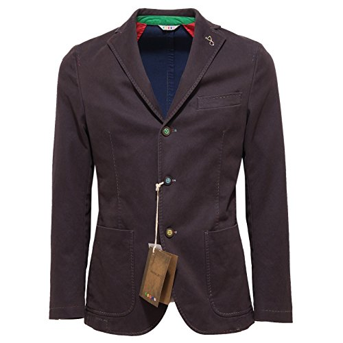 6336q-giacca-uomo-manuel-ritz-marrone-jacket-men-46