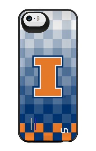 Uncommon LLC University of Illinois Pixel Stripe Photo