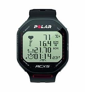 Polar RCX5 Run Cardiofréquencemètre Noir