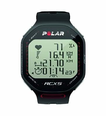 Polar RCX5 GPS Cardiofréquencemètre Noir