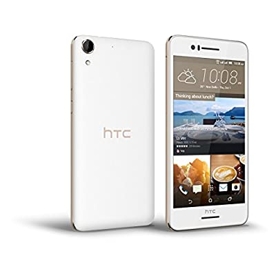 HTC Desire 728G Dual Sim (White Luxury, 16GB)
