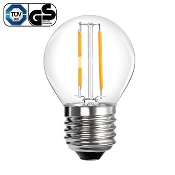 Lighting ever 2 watt lampada led g45 omnidirezionale for Lampadine led 100 watt