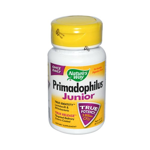Nature'S Way Primadophilus Junior 90 Vcaps front-578507