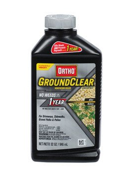 Ortho 0430210 Ground Clear Complete Vegetation Killer Concentrate - Quart