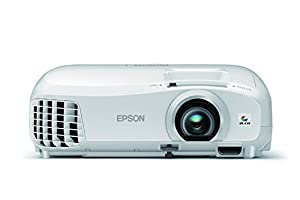 Epson EH-TW5210 Full HD 3D Big Screen Home Cinema Projector 2 x HDMI 1080p 2200 Lumens 3LCD 4000 Hours Lamp Life from Epson