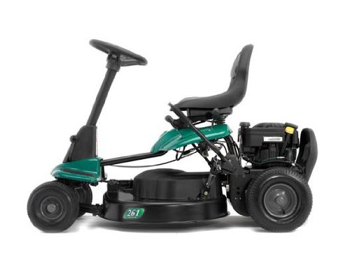 Weed Eater One Riding Lawn Mower, Gas Powered - Top Rated ...