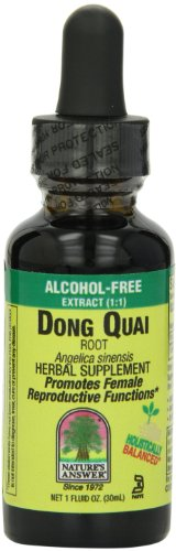 Nature's Answer Dong Quai Root, 1-Ounce