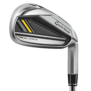 TaylorMade Mens Rocketbladez Iron Set by TaylorMade