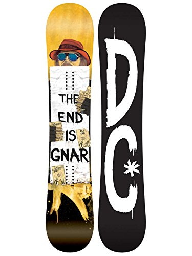 Herren Freestyle Snowboard DC PBJ 153 2015