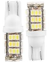 2X T10 AMPOULE VEILLEUSE A 42 SMD LED BLANC POUR VOITURE
