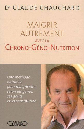 maigrir avec la chrono geno nutrition une methode naturelle pour maigrir vite se ebay. Black Bedroom Furniture Sets. Home Design Ideas