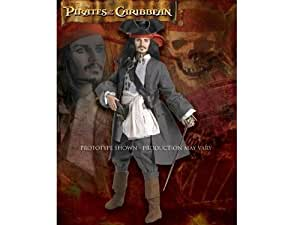 Captain Jack Sparrow Doll - 17 Inches