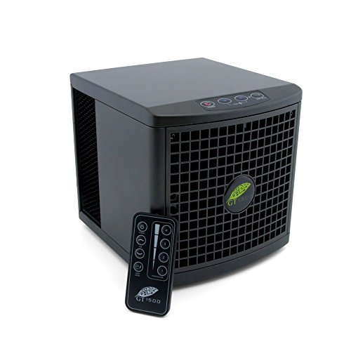 GT1500 Professional-Grade High-Efficiency Ionic Air Purifier (Graphite)