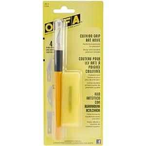 OLFA Cushion Grip Art Knife