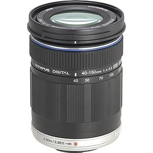 Olympus M.Zuiko 40-150mm f/4.0-5.6 Micro ED Digital Zoom Lens
