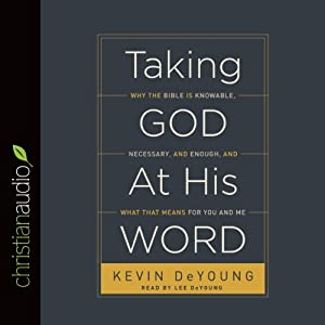 Taking God at His Word Audiobook