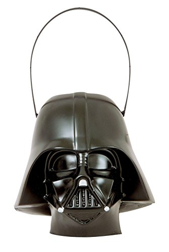 Rubies Star Wars Darth Vader Trick-or-Treat Pail - 1