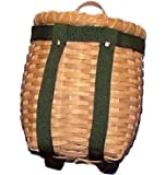 Pack Basket with Straps (Strap Color Varies) 15-inch