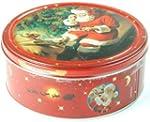 Christmas Tin Of Shortbread 170g