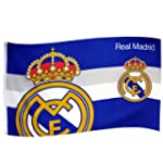 Real Madrid Fc Flag HZ 5Ft x 3Ft Supp...