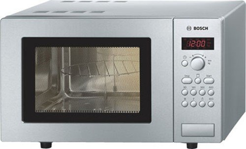 Bosch HMT75G450B microwave - Stainless steel
