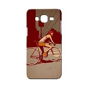 BLUEDIO Designer Printed Back case cover for Samsung Galaxy A5 - G4079