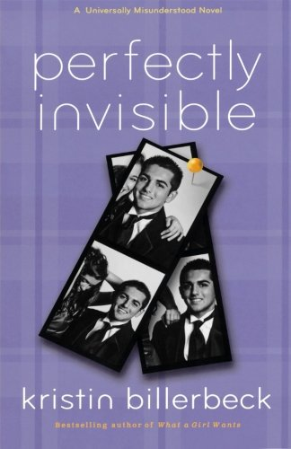 Image of Perfectly Invisible: A Universally Misunderstood Novel (Perfectly Dateless)