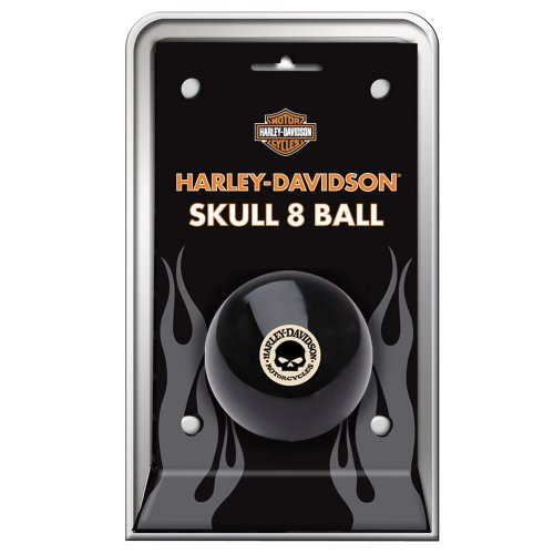 Discover Bargain Harley-Davidson® Skull 8-Ball