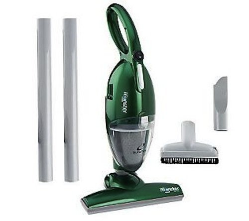 Euroflex Hand Vacuum / Stick Vacuum Ho55 Monster 500-Watt Cyclonic Heavy-Duty Green front-177140