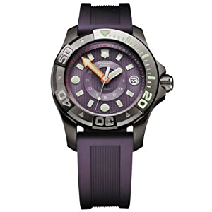 Relojes Mujer Victorinox DIVE MASTER 500 MS BLACK ICE ES. Y COR. V241558