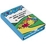 Wild and Wolf Mr Men/ Little Miss Sticky Notes