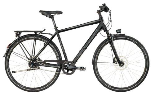 bergamont horizon al 11 trekking herren fahrrad schwarz. Black Bedroom Furniture Sets. Home Design Ideas